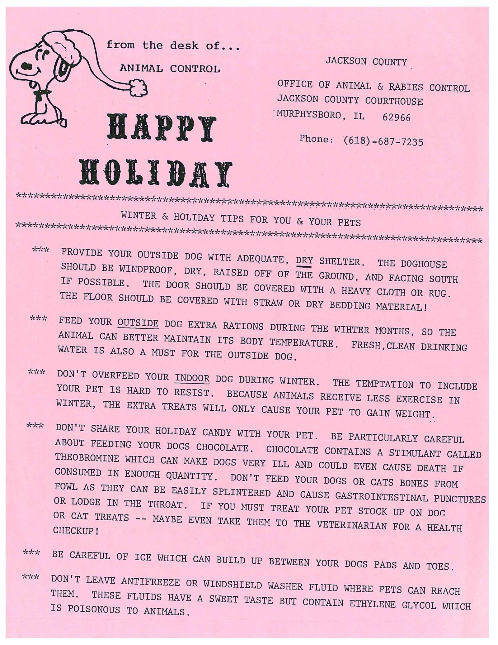 Holiday Do's and Don't's_Page_1