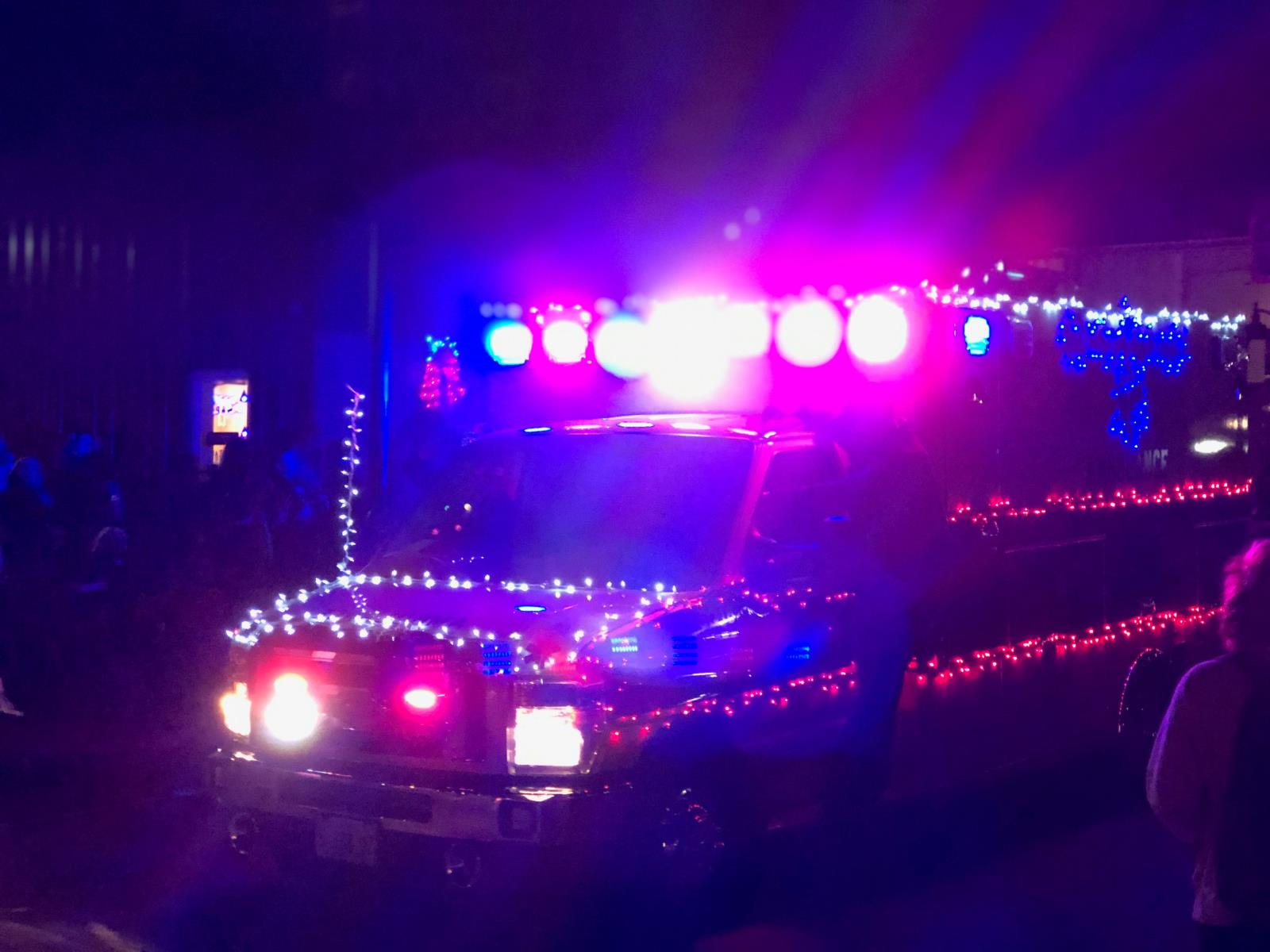 Ambulance Lights Fantastic 2018